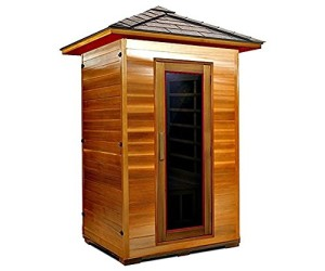 2 Persons Sierra Canadian Cedar Outdoor Infrared