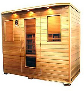 ClearLight IS-5 Five Person Sauna