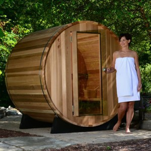 Almost Heaven Saunas Seneca 4-person