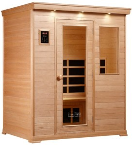 Clearlight CE-3 Three Person Sauna