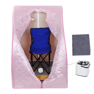 Portable Home Indoor Personal Steam Sauna