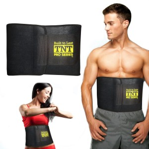 TNT Pro Series Waist Trimmer Weight Loss Ab Belt